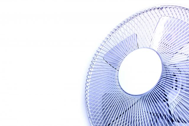 コードレス扇風機