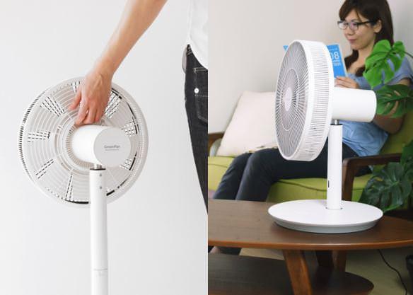本格的!最強のおすすめコードレス扇風機4選-安い・おしゃれでコスパ〇