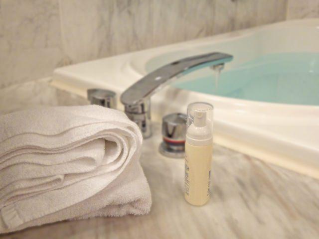 お風呂上りにヘッドマッサージ機がおすすめ