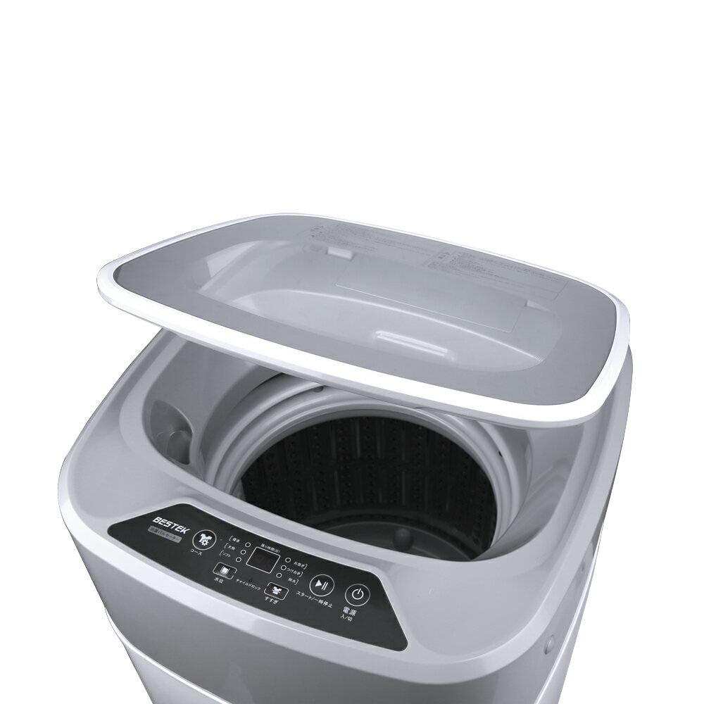 2020年最新版!口コミで話題のおすすめの小型洗濯機