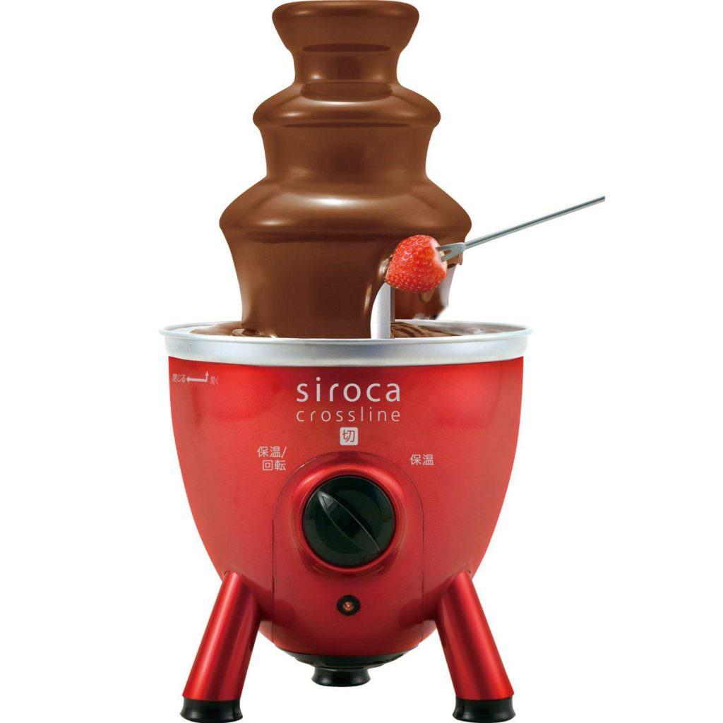 コスパ最強のおすすめチョコレートファウンテン5選-使い方やおすすめのチョコをご紹介