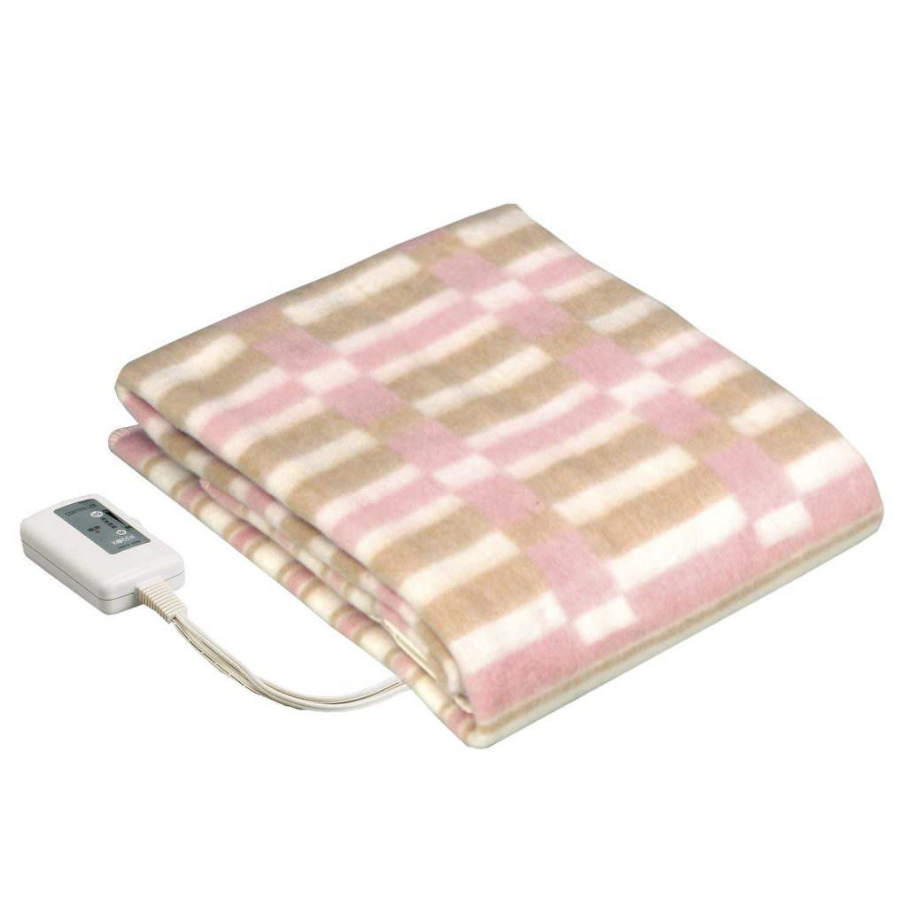 洗えておしゃれ!おすすめの電気毛布5選-コスパが良くて安い!