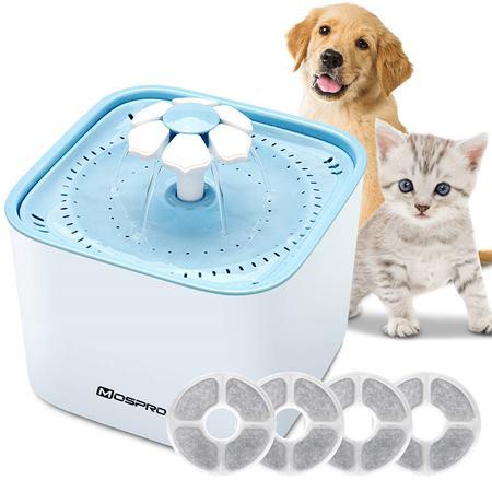 犬と猫に!おすすめの給水機4選-水を飲まないペットに!
