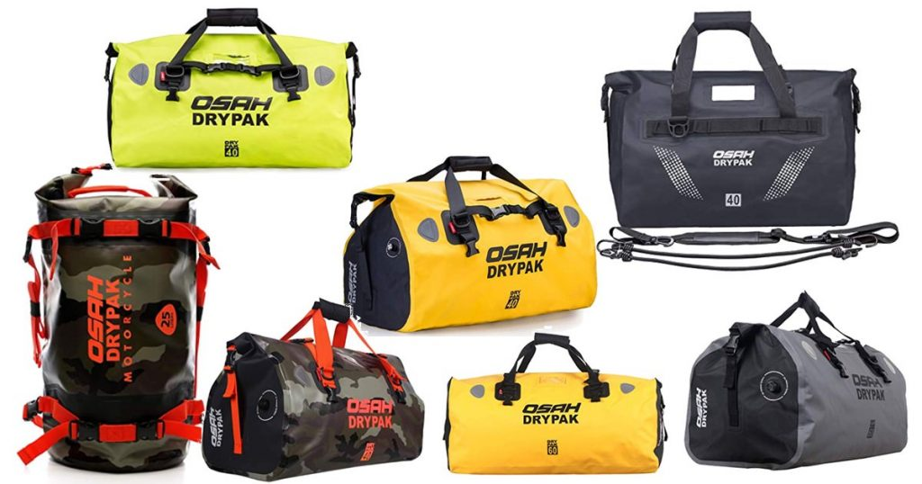 IRON JIA'Sの多機能キャリアバッグは全部で7種類