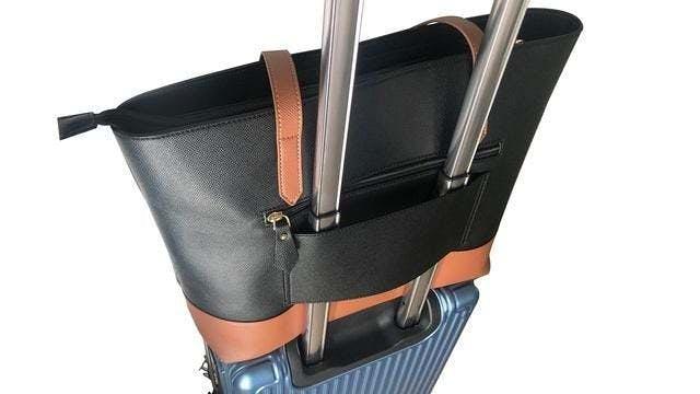 旅行に最適!スーツケースにジョイント