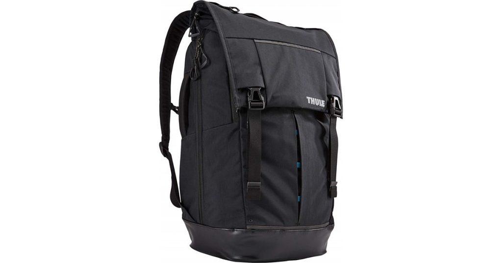 【スーリー・パラマウントのバックパックレビュー】横から荷物が取り出せる利便性
