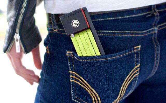 アブスABUSのブレードロックはポケットにも入れられるコンパクト性