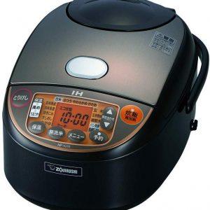 【NP-VJ10-TAレビュー】保温してもおいしい炊飯器