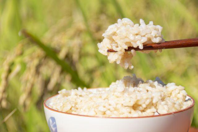 NP-VJ10-TAは玄米もおいしい!