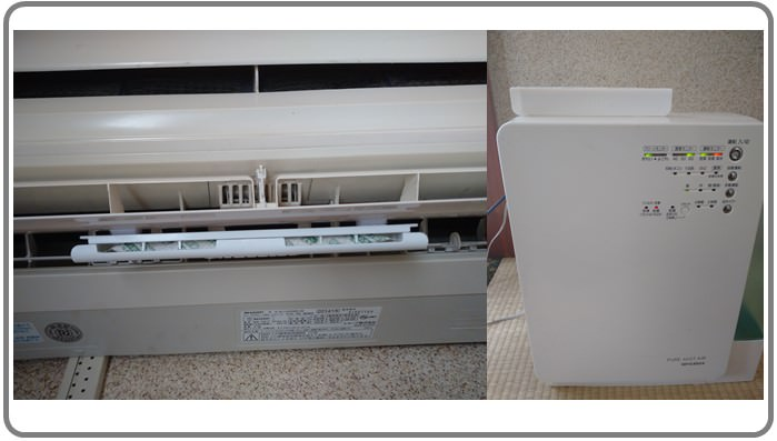エアドクターSRはエアコン以外でも設置できる
