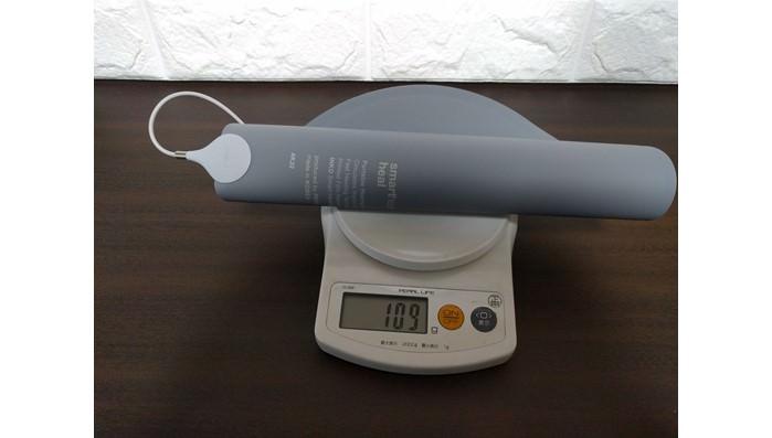 INKOインコ Heating Mat Healは重さ109g