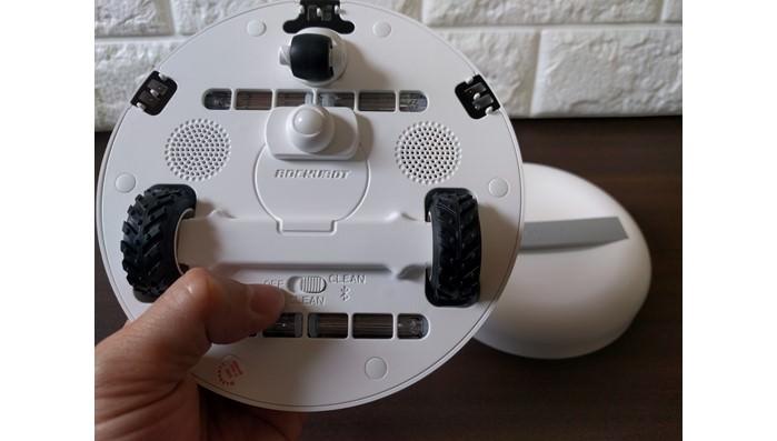 紫外線・超音波クリーニングロボットROCKUBOTを自動で使ってみる